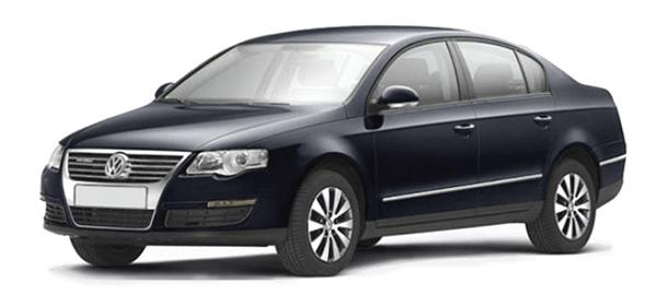 Samochód osobowy Volkswagen Passat