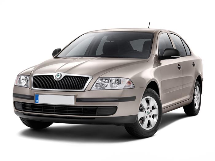 Samochód osobowy Skoda Octavia
