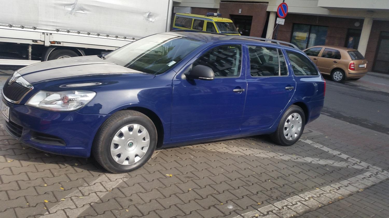 Samochód osobowy Skoda Octavia Combi