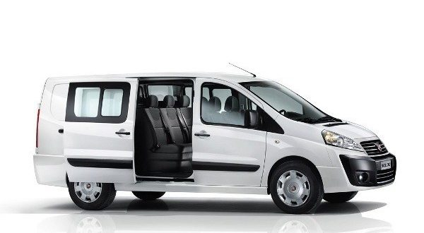 Fiat Scudo Van / bus wieloosobowy