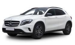 Samochód osobowy Mercedes GLA