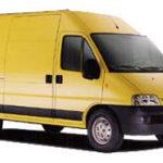 Samochód dostawczy - bus Peugeot Boxer