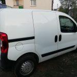 Fiat Fiorino na wynajem w Poznaniu
